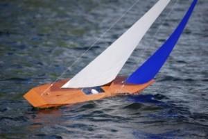 RC Sailboat from Tippecanoe Boats