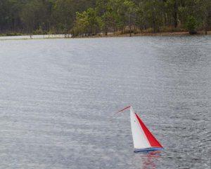 T18 Free Sailing Sailboat